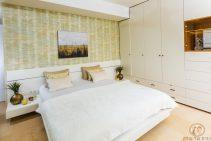 חדר שינה מעוצב של אבידן