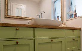 עיצוב חדר אמבטיה הורים של אלה וירון