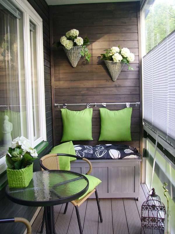 עיצוב מרפסת ביתית