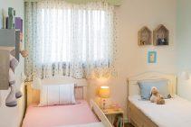 חדר הילדות אחרי, בגווני פסטל נעימים