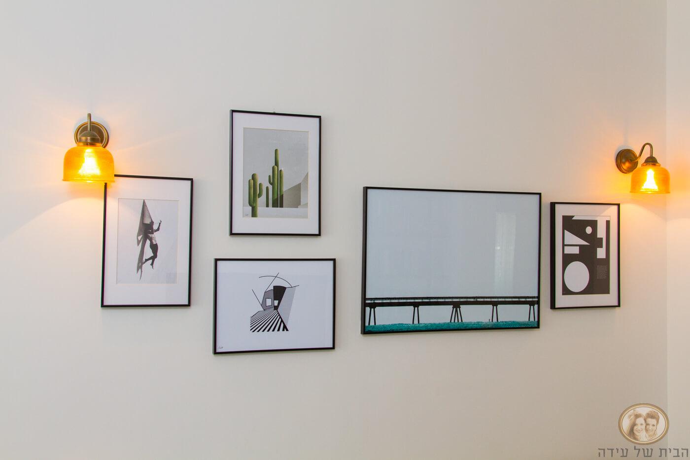 תמונות לסלון