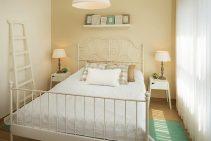 חדר שינה מעוצב של בת אל