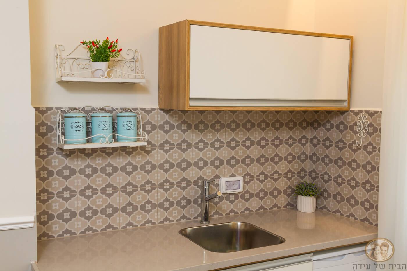 עיצוב מטבח בדירה