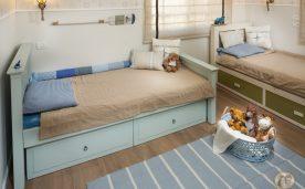 עיצוב חדר הילדים