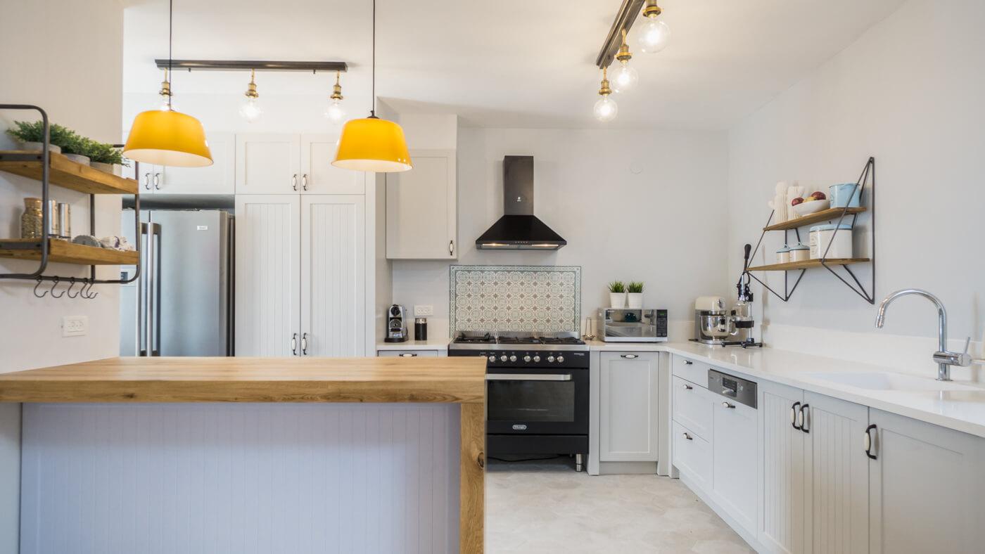 עיצוב מטבח בסגנון נורדי