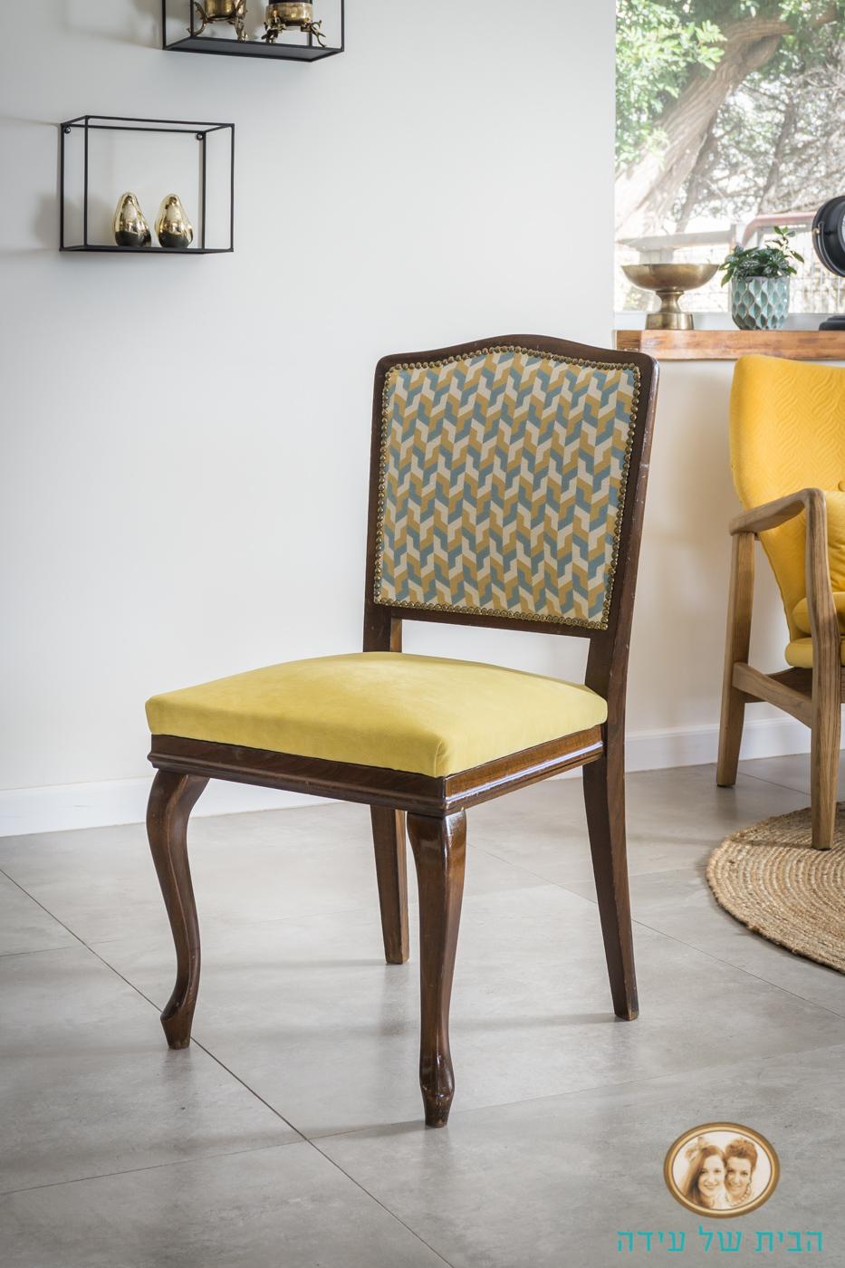 ריפוד כסאות