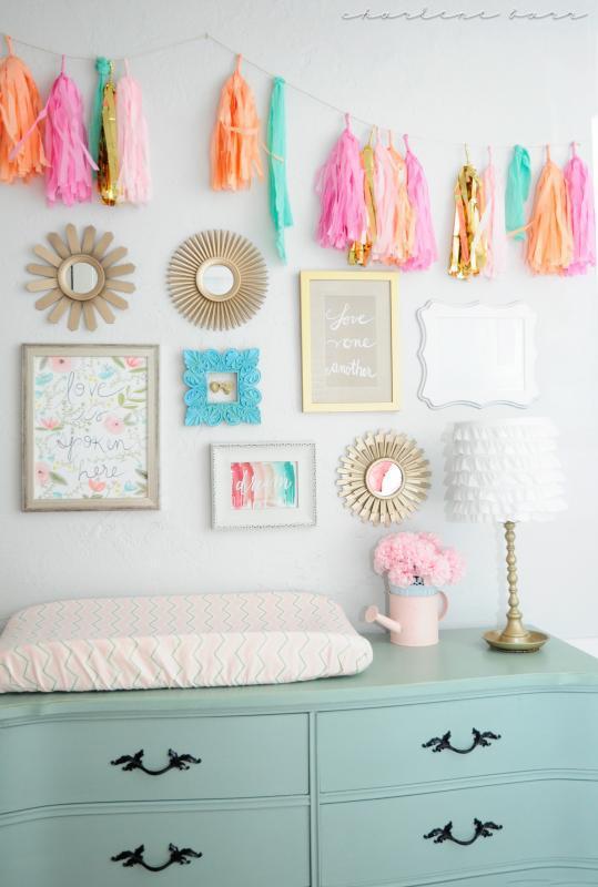 עיצוב קירות לחדרי ילדים