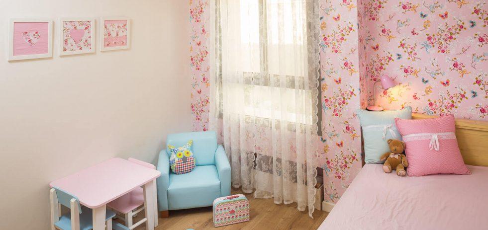 חדר ילדות מעוצב