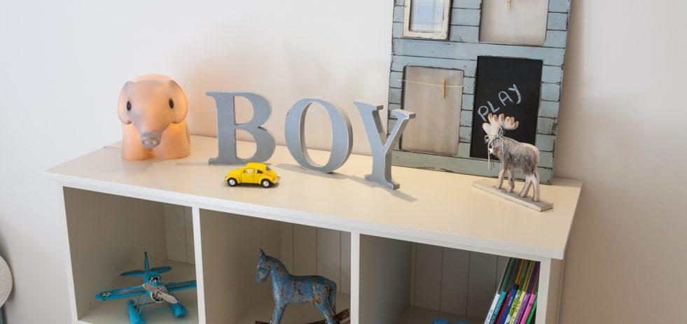 ארונית לעיצוב חדר ילדים