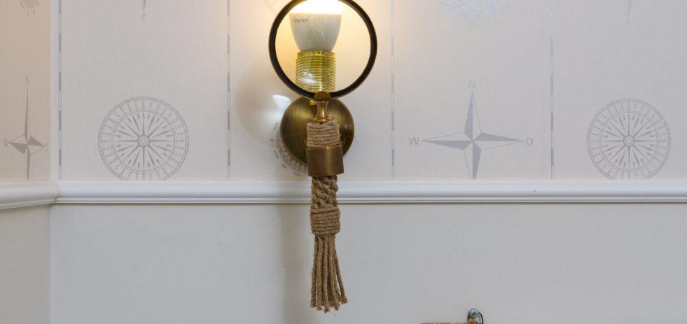 תאורה מעוצבת בחדר ילדים