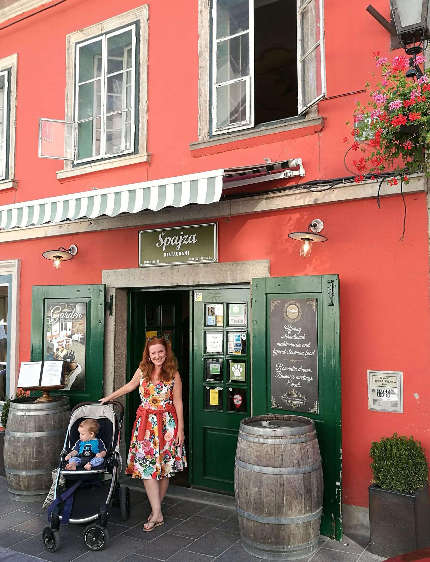 מסעדות מומלצות בסלובניה