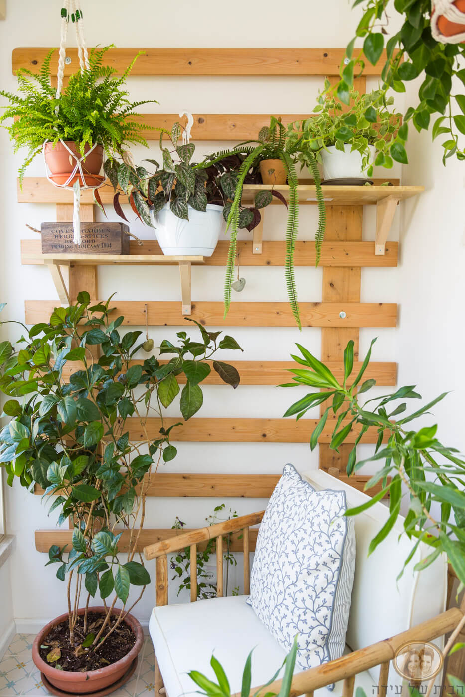 עיצוב מרפסות