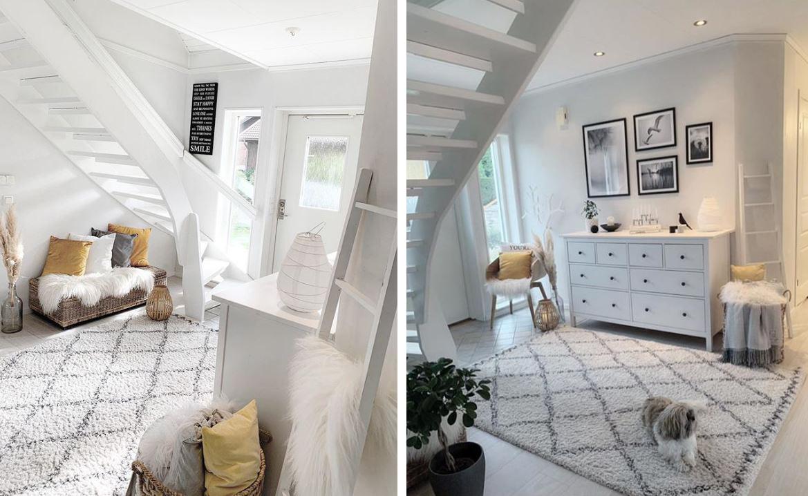 שטיח ברבר הבית של עידה