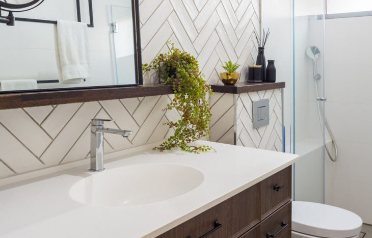 עיצוב חדר אמבטיה של ליפז ואורי