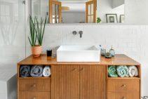 עיצוב חדר אמבטיה של חן ואיתי