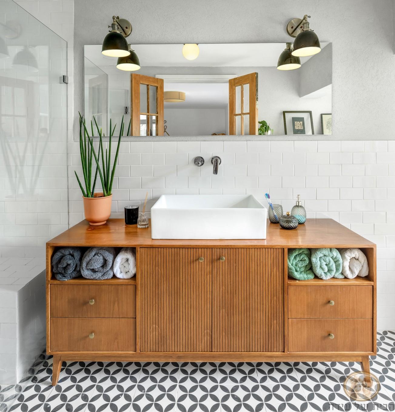 אמבטיה בסגנון אורבני