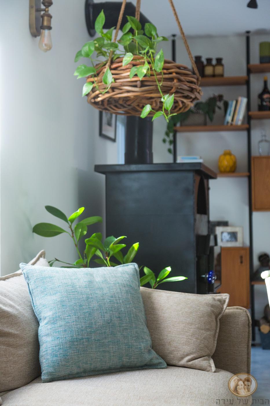 עיצוב בתים בחומרים טבעיים