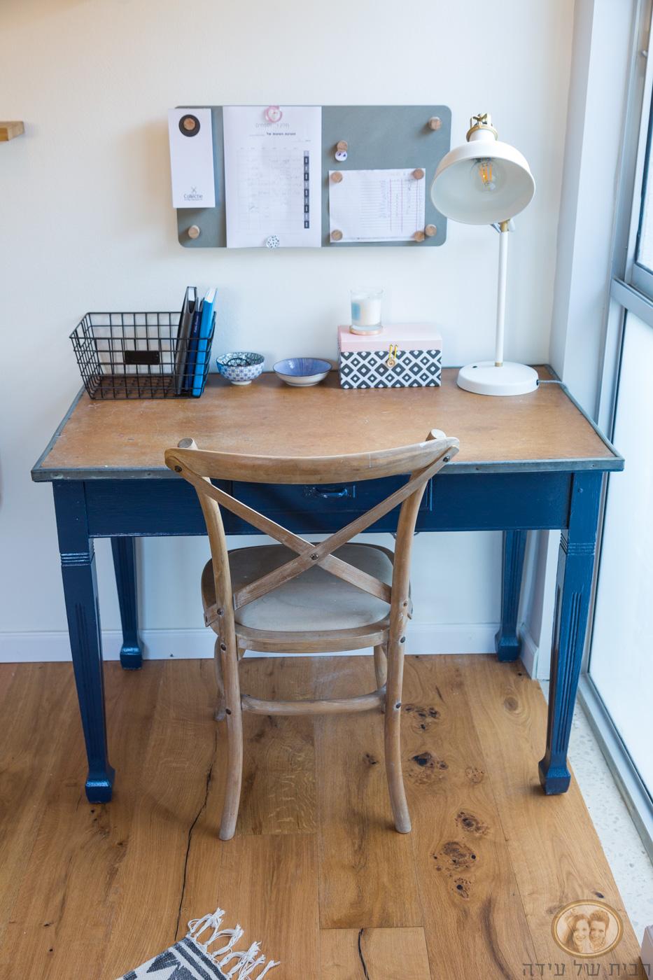 שולחן כתיבה לחדר בנות