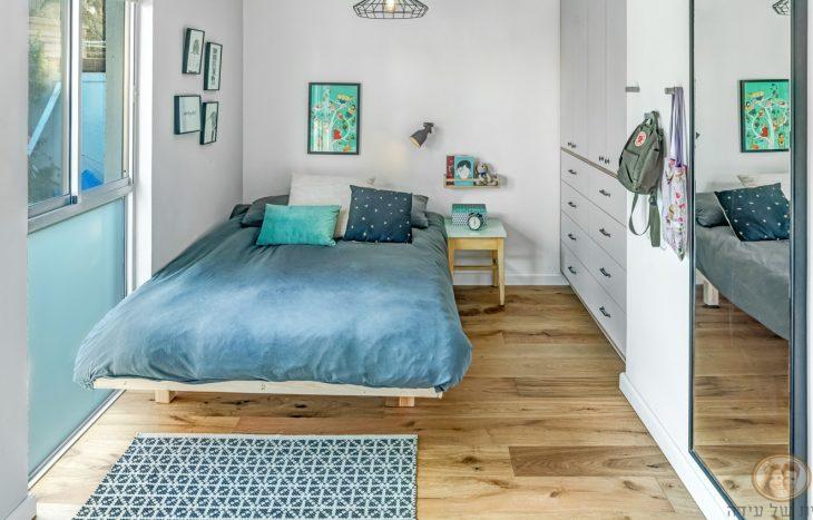 חדר ילדים מעוצב של דני
