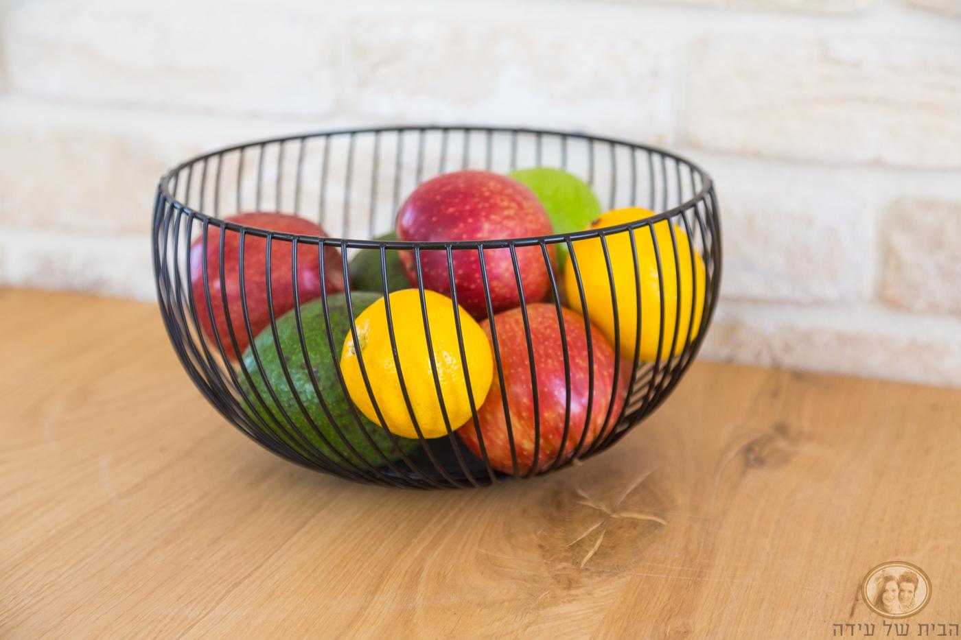 קערת פירות