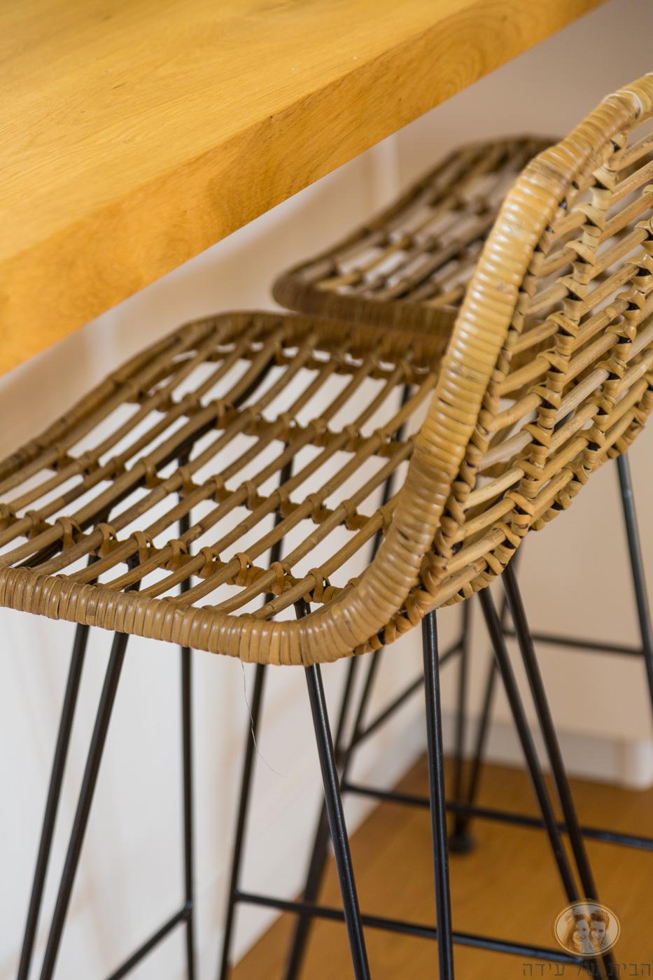כסאות בר מקש