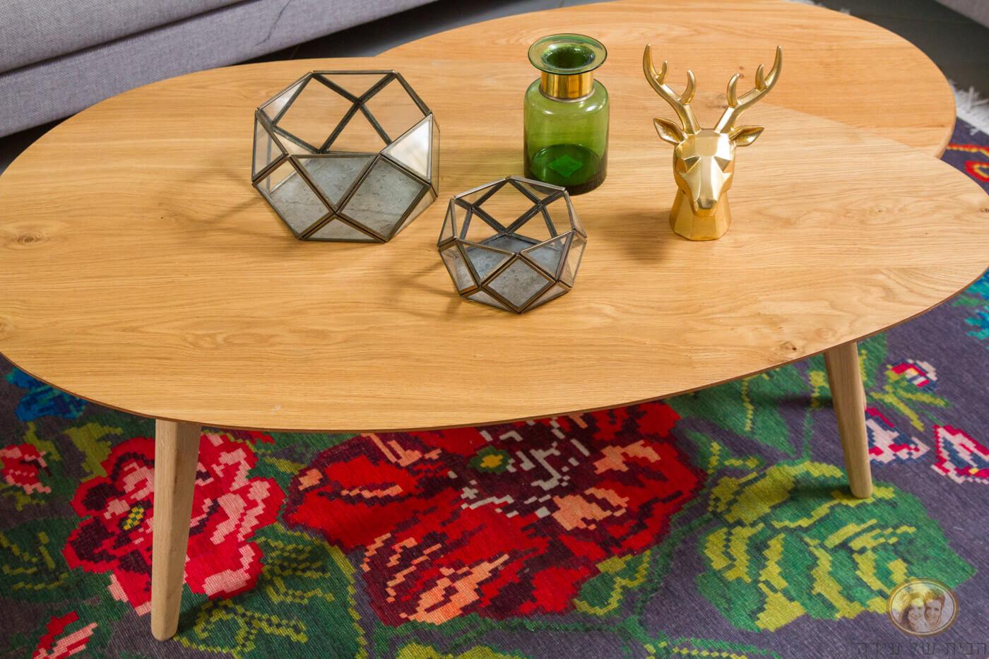 עיצוב שולחן קפה