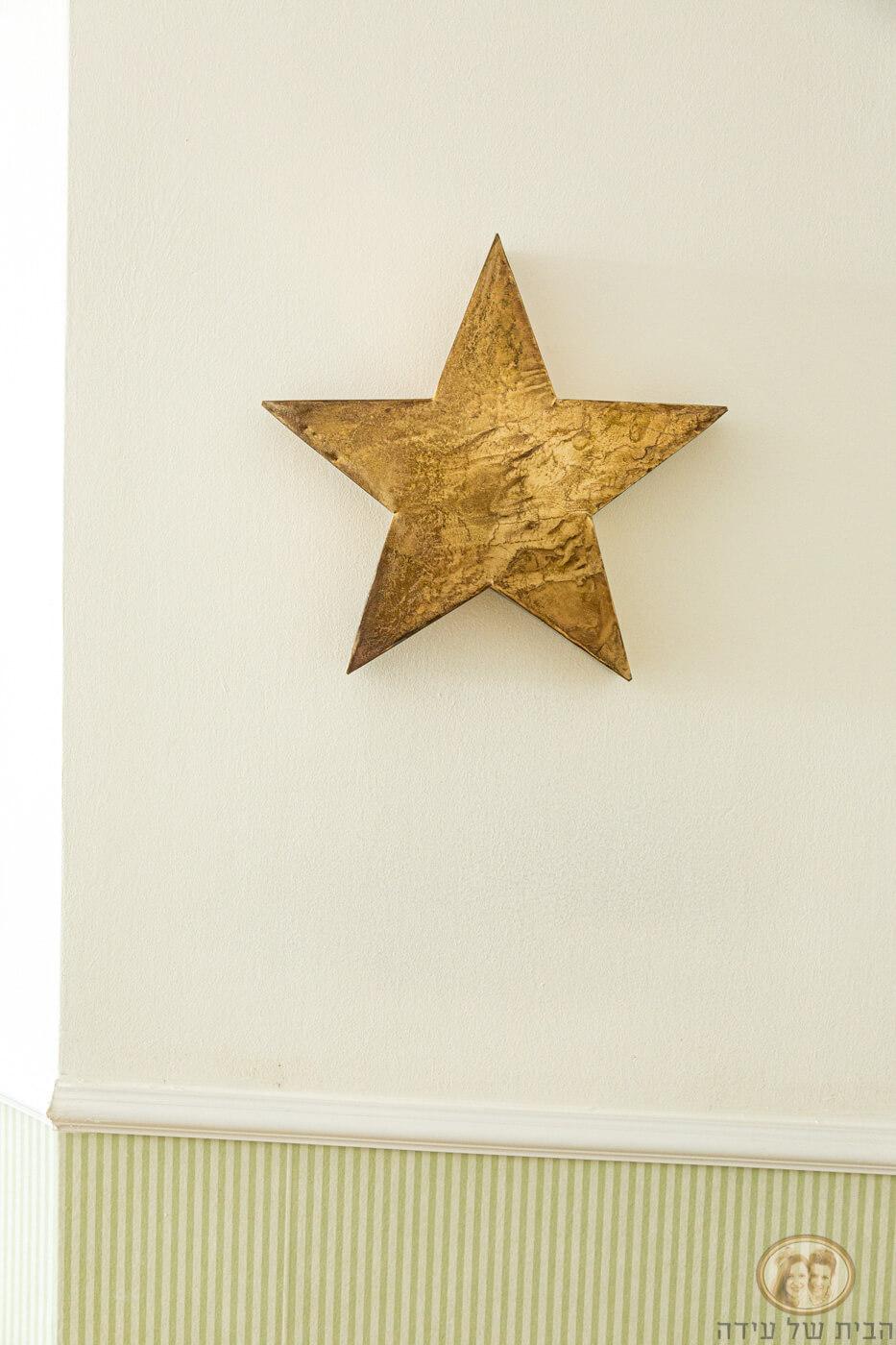 כוכב תליה לקיר