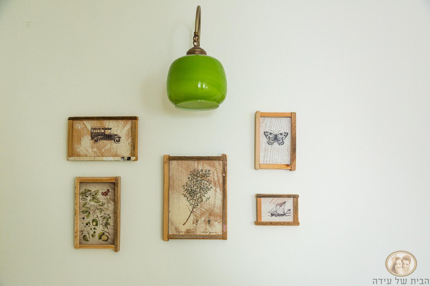תמונות עץ לקיר