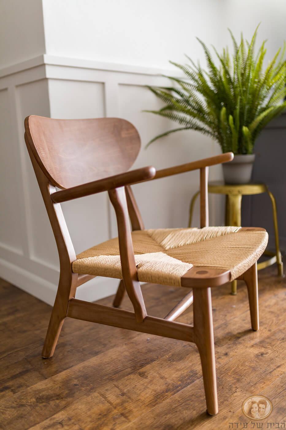 כסא של האנס וגנר