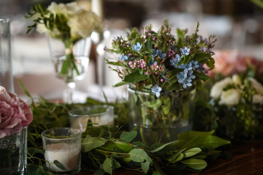 עיצוב פרחים וחתונות