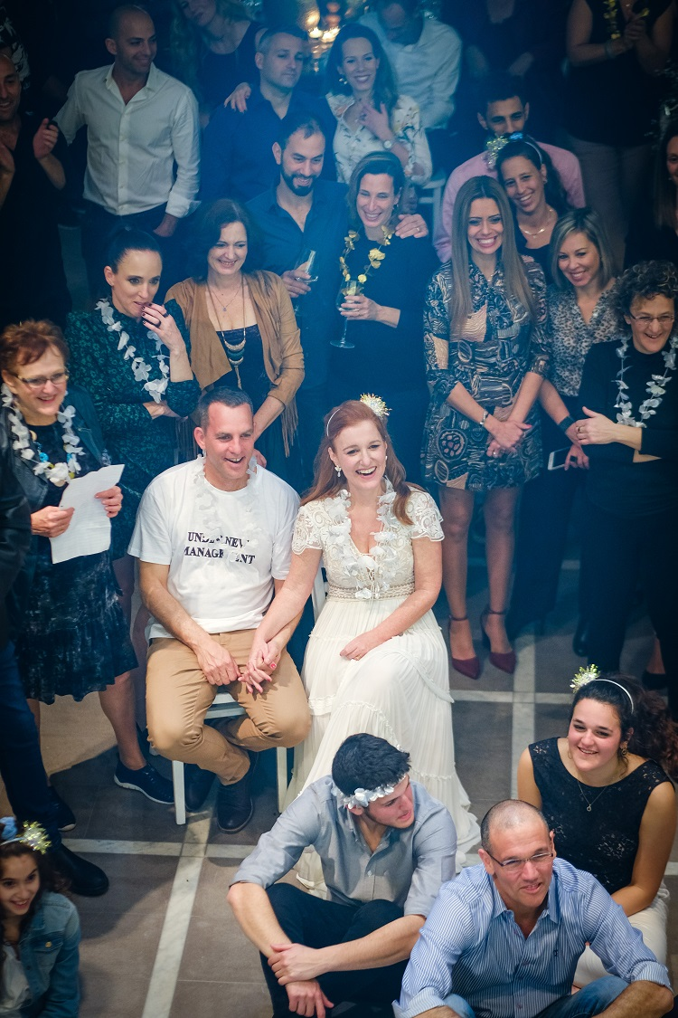 החתונה של עידה