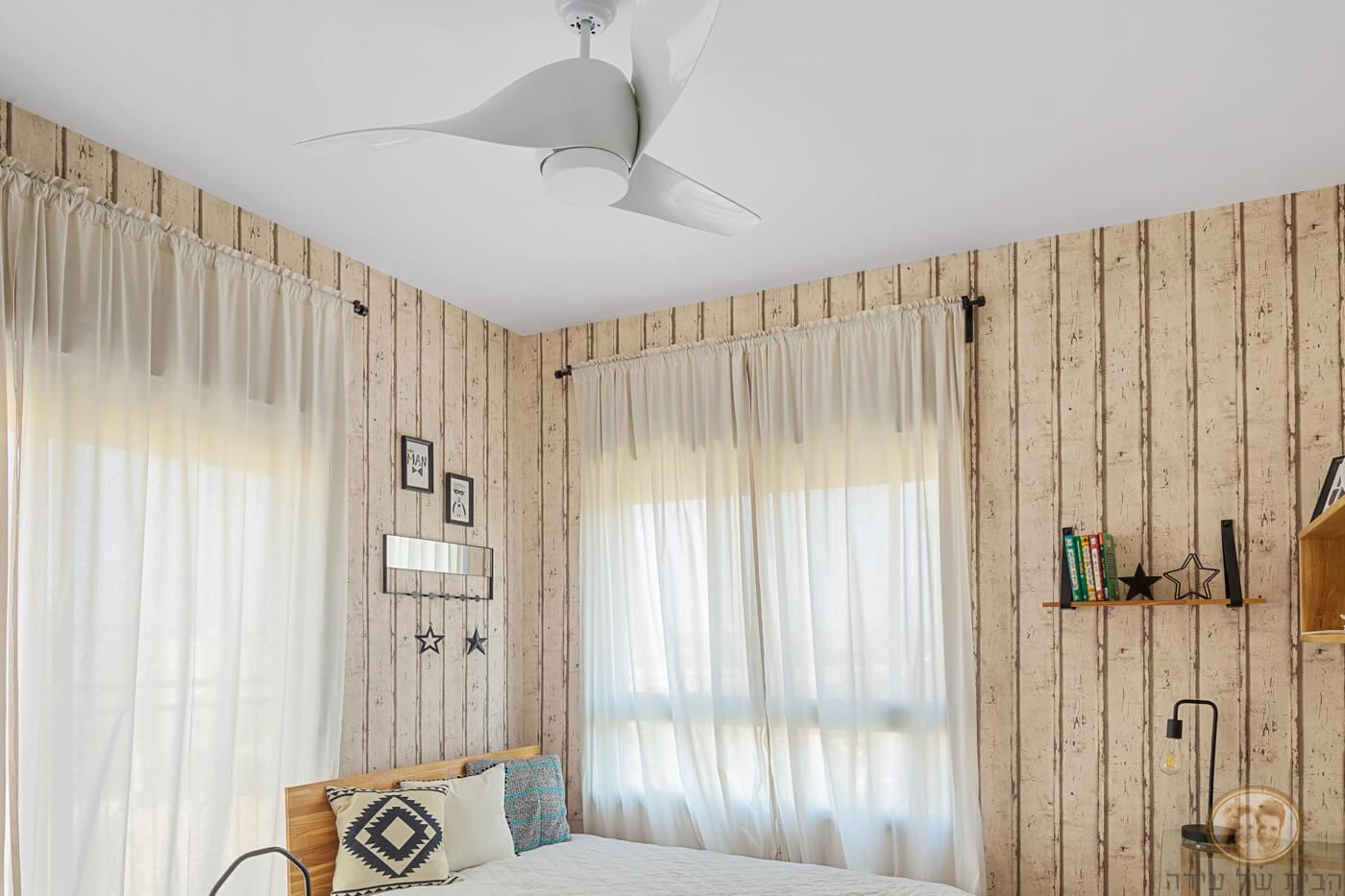 עיצוב חדרי ילדים בסגנון נורדי