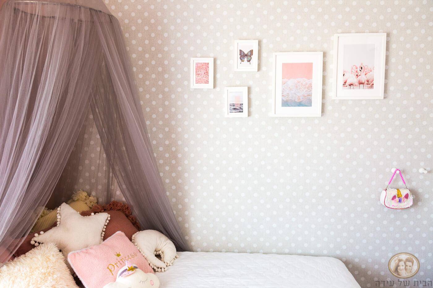 תמונות לחדר ילדה