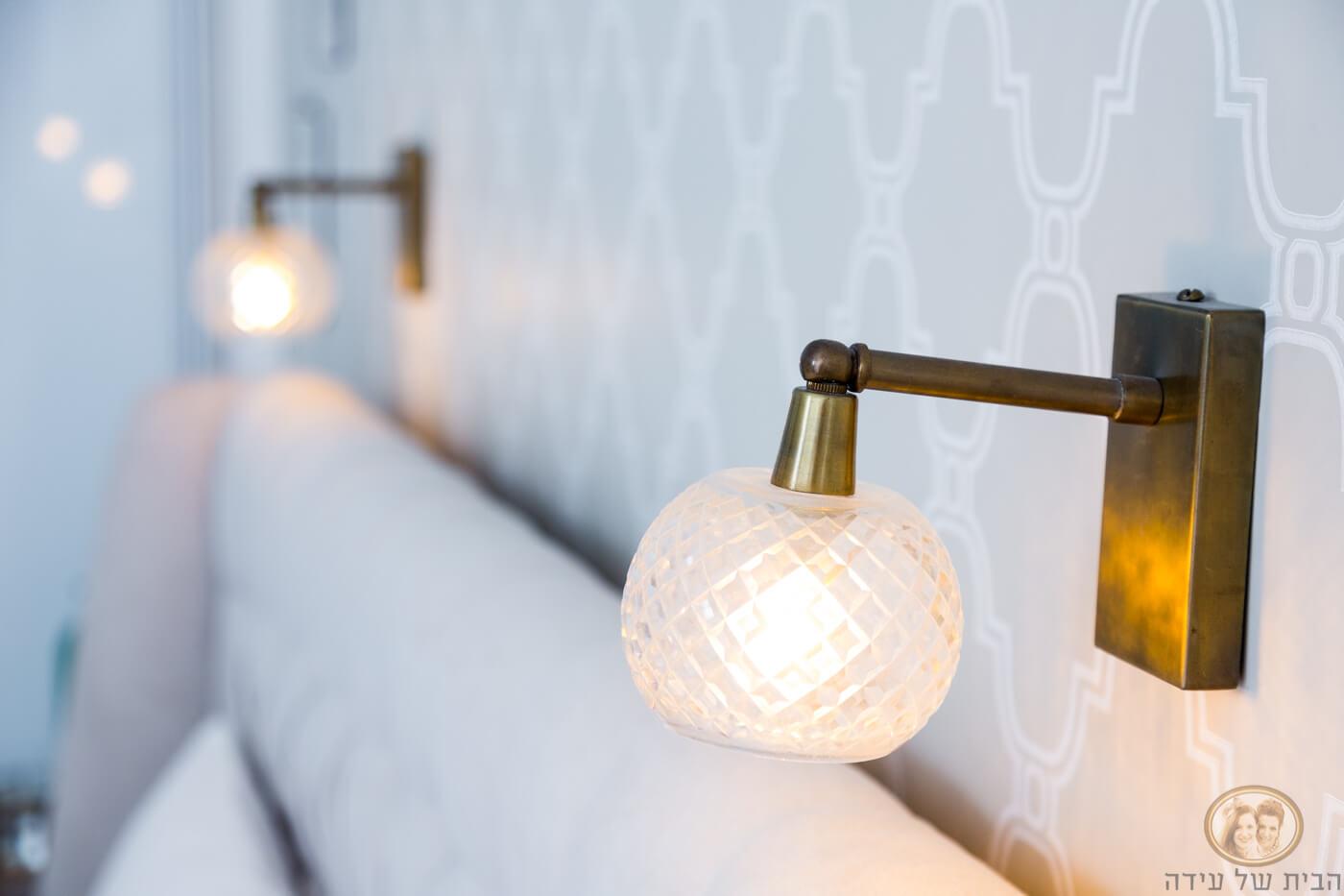 תאורה לקיר
