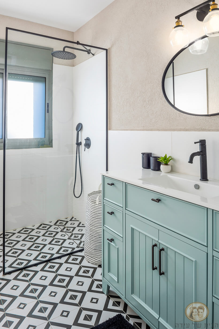 עיצוב מחדש של חדר אמבטיה