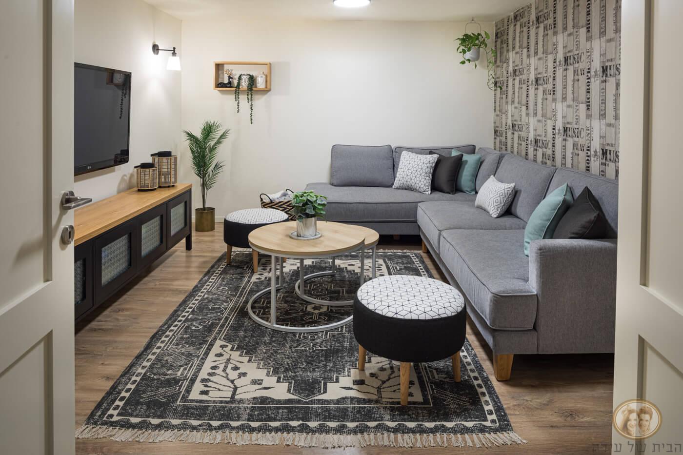 עיצוב חדרי משפחה